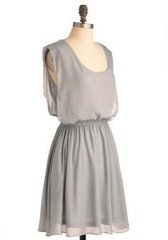 simple solution dress.
