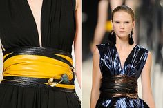 Obi Belt, pinned to hold by a large safety pin!