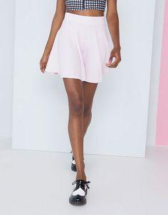 Bershka Ukraine - Bershka full skirt