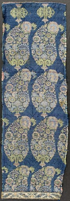 Persian, 19th century -  I see this somehow infused into my cottage decor