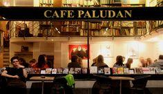 Paludan Bog & Café, Copenhagen - locul perfect in care te poti relaxa citind si savurand o #cafea #delicioasa