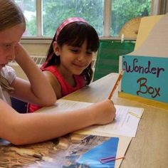 Need some assessment of student writing? Inspire creative writing with a 'Wonder Box' filled with fun picture cues. Narrative Writing, Writing Workshop, Writing Process, Assessment For Learning, Inquiry Based Learning, Literacy Programs, Writing Programs, Intrinsic Motivation, Balanced Literacy