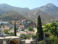 Bellapais views