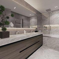 Dream Bathrooms, Beautiful Bathrooms, Small Bathroom, Bathroom Vanity Designs, Bathroom Design Luxury, Bathroom Design Inspiration, Toilet Design, Bathroom Renovations, Ideas