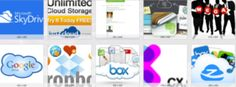 apps to keep and secure your files in the M Learning, Web 2, Educational Technology, Research, Apps, Teacher, Social Media, Clouds, King