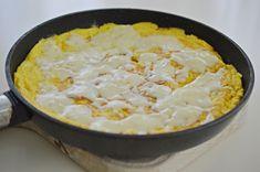 Omleta cu ciuperci si cascaval Grains, Food, Essen, Meals, Seeds, Yemek, Eten, Korn