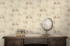 Oxford is renowned for its academic excellence, and sporting heritage. This whimsical design pays homage to University life. Oak Panels, University Life, Unique Wallpaper, Designer Wallpaper, Designs To Draw, Oxford, Mirror, Inspiration, Furniture