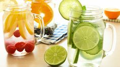 Foods that will help keep you hydrated this summer