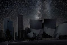 What The World's Biggest Cities Would Look Like If The Lights Went Out