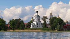 Воздвиженская церковь. Селигер. (Россия, Stolbnoy)