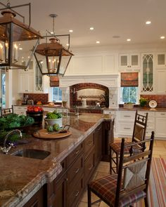 Project G - traditional - kitchen - new york - Matthew Korn Architecture AIA
