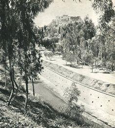Αθήνα, Ιλυσσός ποταμός, 1940