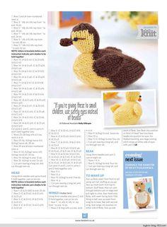 Let's  Knit  June  2017 - 轻描淡写 - 轻描淡写