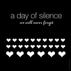 a day of silence