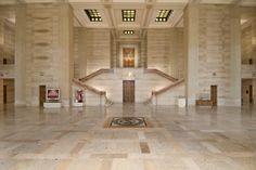 Supreme Court of Canada: even entrance