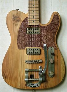 Telecaster with Bigsby and TV Jones pickups... @Matt Nickles Nickles Wyndham nice timber, better take on the cabronita