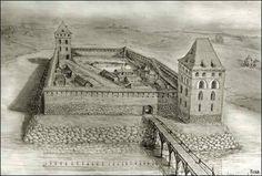 Кревский замок во многом стал судьбоносным в истории белорусских земель. Именно здесь в 1385 году ...
