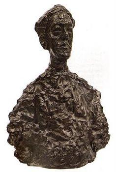 Alberto Giacometti isaku yanaihara