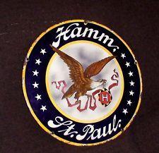 Hamms Beer Sign On Pinterest Hamms Beer Vintage Beer