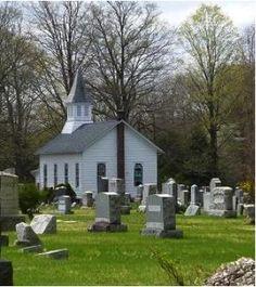 Historical Society of Boonton Township. Rockaway Valley United Methodist Church and Rockaway Valley Cemetery; 38 Valley Road, Boonton Township.