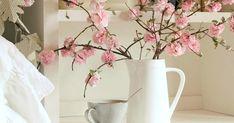 Decoración DIY: ¡vamos a llenar la casa de cerezos en flor!