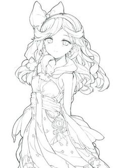 Find images and videos about cute, anime and text on We Heart It - the app to get lost in what you love. Anime Character Drawing, Manga Drawing, Manga Art, Character Art, Anime Drawings Sketches, Anime Sketch, Cute Drawings, Lineart Anime, Cute Coloring Pages