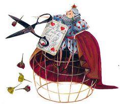 Alice in Wonderland by katalin Szegedi