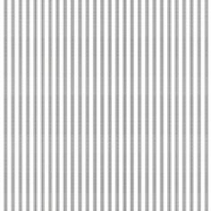 "York Wallcoverings Ashford Taffeta Ticking 33' x 20.5"" Stripes Wallpaper Color: Black / White"