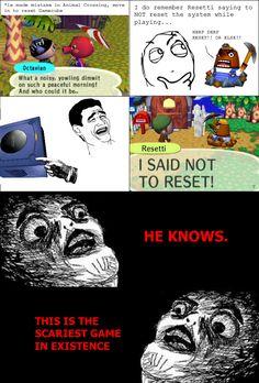 Animal Crossing too true!!!