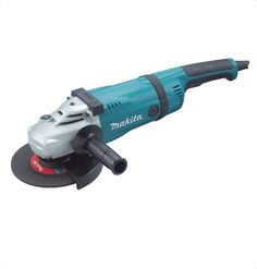 Makita GA7030 Angle Grinder     Heavy duty motor with outstanding durability.     Low Vibration Rear Handle with Soft Grip for More Comfort and Control.     Rotatable Rear Handle can be positioned to suit most cutting and grinding operations.     Protects work piece from scratches Large Rubber Tool Rest.     Gear housing can be positioned at every 90 degrees. For More Details: http://www.mrthomas.in/makita-ga7030-angle-grinder_60