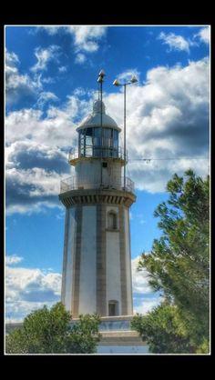 El Faro, Cabo la Nao Javea Spain, Beacon Of Light, Alicante, Lighthouses, All Over The World, Valencia, Europe, Night, World