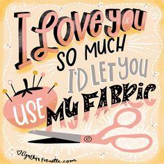 Lettering art by me! cynthiafrenette.com