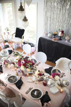 host a fabulous new years eve ros party