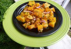 Sütőtök saláta witch konyhájából recept képpel. Hozzávalók és az elkészítés részletes leírása. A sütőtök saláta witch konyhájából elkészítési ideje: 75 perc