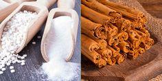 L'Europe autorise l'aspartame et interdit la cannelle / l est très difficile pour le consommateur de faire la différence entre la bonne et la mauvaise cannelle, quand vous l'achetez en poudre.  En revanche, en bâton, la cannelle cassia (mauvaise) se reconnaît tout de suite : elle est brune et formée d'une seule grosse couche d'écorce enroulée.  La bonne cannelle (cannelle de Ceylan) est jaune et les bâtons sont formés de fines couches enroulées.