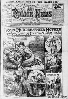 A gripping true-crime story from the past