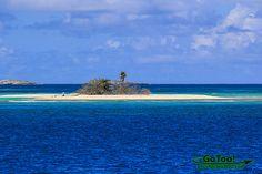 Small Island on the way to Culebra
