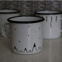 Hledání zboží: plecháček / Zboží | Fler.cz Mugs, Tableware, Dinnerware, Tumblers, Tablewares, Mug, Dishes, Place Settings, Cups