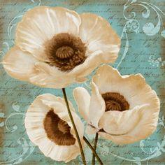Afternoon Bloom II Pósters por Vivien Rhyan en AllPosters.es