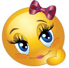 Love Smiley, Smiley Happy, Emoji Love, Funny Emoji Faces, Funny Emoticons, Smileys, Funny Good Morning Memes, Cute Good Morning, Kiss Emoji