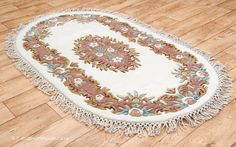 Main Colors, Colours, Oval Rugs, Types Of Rugs, Fringes, Wool Rug, Carpet, Ivory, Pure Products
