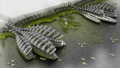 HYDRAMAX: Port Machines / Future Cities Lab