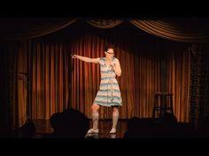 (5) Nadia Kamil Does Burlesque - YouTube
