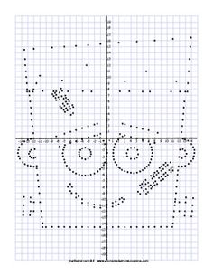 Printables Mystery Graph Worksheets planes resources for teachers and printable math worksheets on pinterest