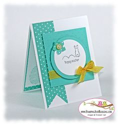 Eggstra Spectacular for Stamping and Blogging Sketch #50