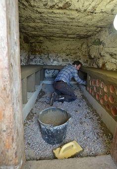 crawl space root cellar                                                                                                                                                                                 More