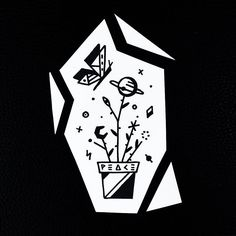 ✖️우주화분✖️ . . . #타투 #그림 #아트 #그림타투 #디자인 #일러스트 #블랙 #블랙타투 #tattoo #design #greemtattoo #draw  #blackink #ink #tattooart #illustration #black #blackwork #우주타투 #화분타투