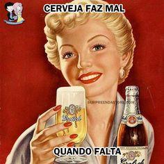 VERDADE ! RSRS #cerveja #happy #ber #pinup #happyhour #retro