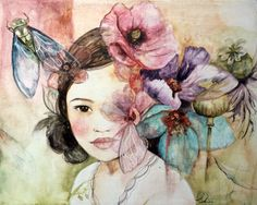 Artist Claudia Tremblay
