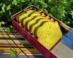 Pourquoi pas .... ??: Cake pistache/citron